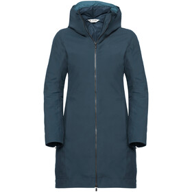 VAUDE Annecy III 3in1 Coat Women steelblue